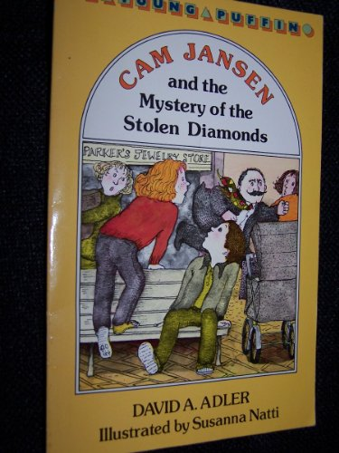 Cam Jansen: The Mystery of the Stolen Diamonds #1 (0140346708) by David A. Adler