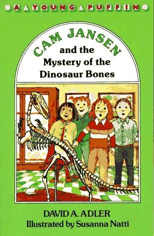 9780140346749: Cam Jansen and the Mystery of the Dinosaur Bones (Cam Jansen)