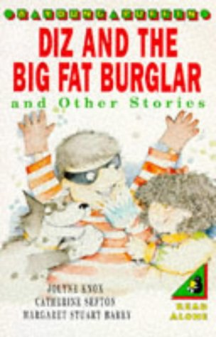 9780140346947: Diz and the Big Fat Burglar (Young Puffin Read Alone)
