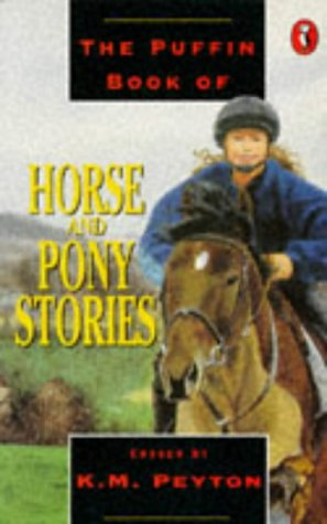 9780140347500: The Puffin Book of Horse and Pony Stories