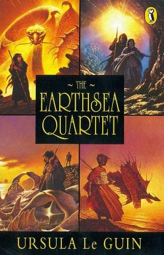 9780140348033: Earthsea: The First Four Books