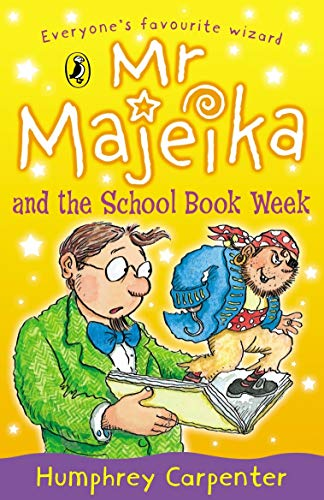 9780140348347: Mr Majeika and the School Book Week