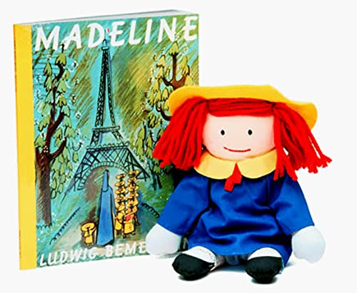 9780140348804: The Madeline Book and Toy Box