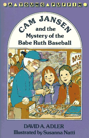 9780140348958: Adler & Natti : CAM Jansen & the Mystery of Babe Ruth (Can Jansen Adventure Series)