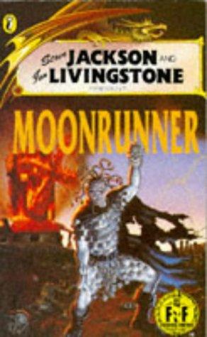 9780140349375: Moonrunner (Fighting Fantasy Gamebooks)