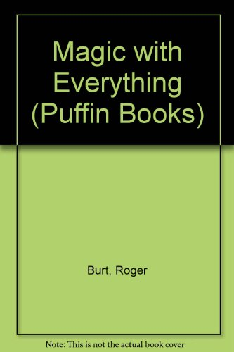 9780140349672: Magic with Everything (Puffin Books)