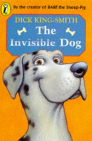 9780140349948: Invisible Dog (Young Puffin Confident Readers)