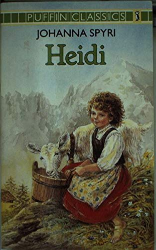 9780140350029: Heidi (Puffin Classics)