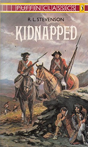 9780140350128: Kidnapped: Being Memoirs of the Adventures of David Balfour in the Year 1751 (Puffin Classics)