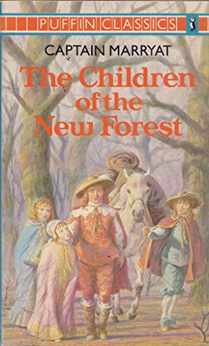 9780140350197: The Children of the New Forest (Puffin Classics)