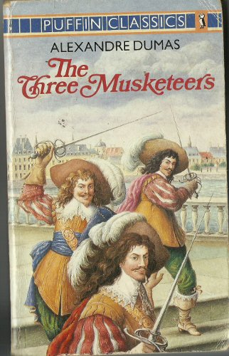 9780140350548: The Three Musketeers (Puffin Classics)