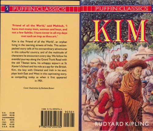 9780140350760: Kim: Complete and Unabridged (Puffin Classics)