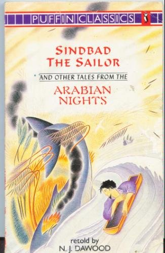 9780140351064: Sinbad the Sailor and Other Tales from the Arabian Nights (Puffin Classics)