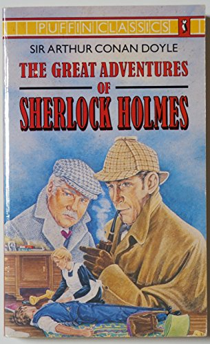 The Great Adventures of Sherlock Holmes (Puffin: Conan Doyle, Arthur