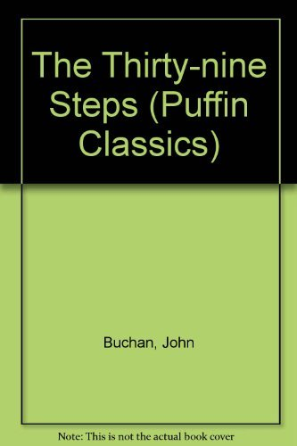 9780140351392: The Thirty-nine Steps (Puffin Classics)