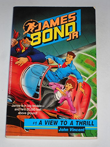 9780140360110: View to a Thrill (James Bond Jr)