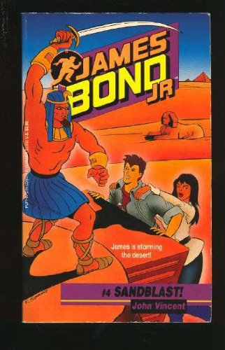 Sandblast (James Bond, Jr.): Vincent, John