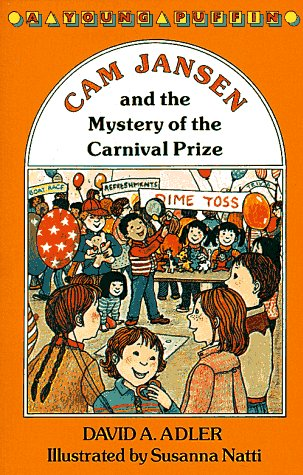 9780140360226: Cam Jansen: The Mystery of the Carnival Prize #9
