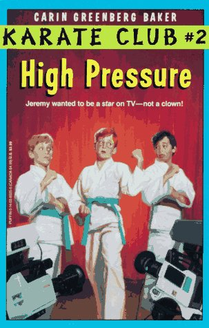 9780140360257: High Pressure (Karate Club)