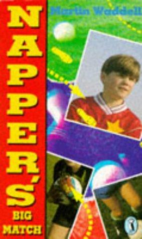 9780140360394: Napper's Big Match (Puffin Books)