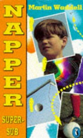 9780140360400: Napper, Super-sub (Puffin Books)