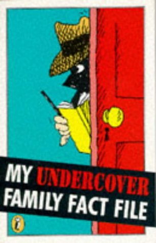 My Undercover Family Fact File (Puffin Books): Astrop, John