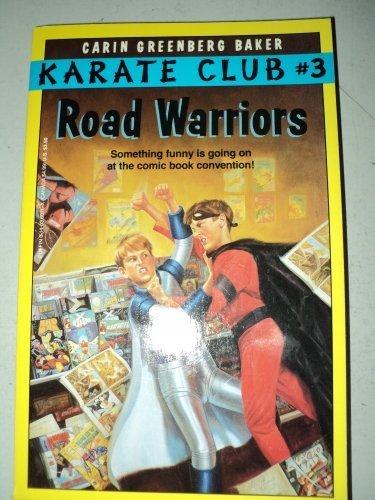 9780140360769: Road Warriors (Karate Club)