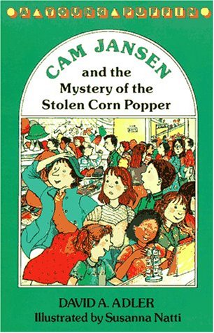 9780140361032: Cam Jansen: The Mystery of the Stolen Corn Popper #11