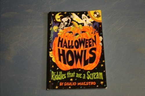 9780140361155: Halloween Howls. Riddles that are a Scream  (Picture Puffins)