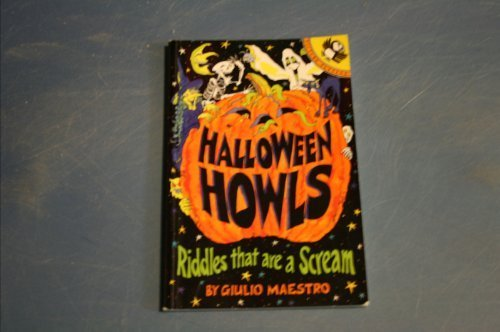 9780140361155: Halloween Howls: Riddles That Are a Scream