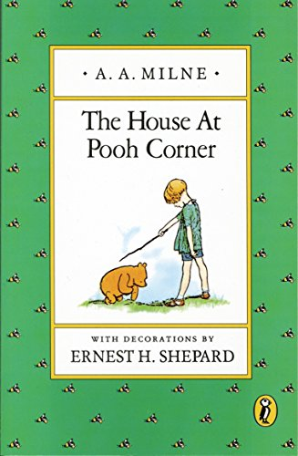 9780140361223: The House at Pooh Corner (Pooh Original Edition)