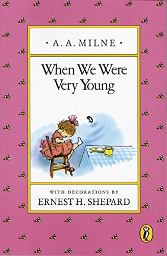 9780140361230: When We Were Very Young (Pooh Original Edition)
