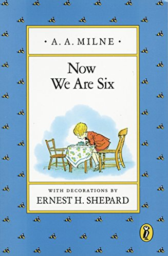 9780140361247: Now We Are Six (Pooh Original Edition)