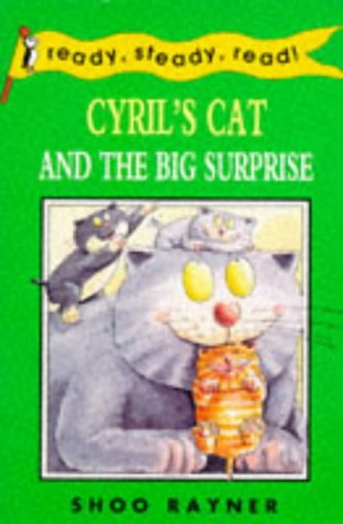 9780140361421: Cyril's Cat and the Big Surprise (Ready Steady Read)