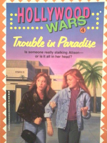 9780140361582: Trouble in Paradise (Hollywood Wars)