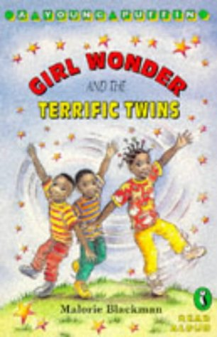 9780140361629: Girl Wonder and the Terrific Twins (Young Puffin Read Aloud)