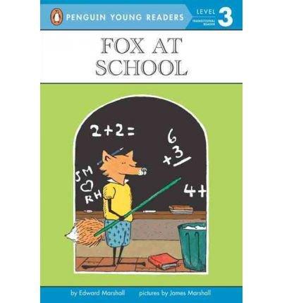 9780140361896: Marshall E. & J. : Fox at School