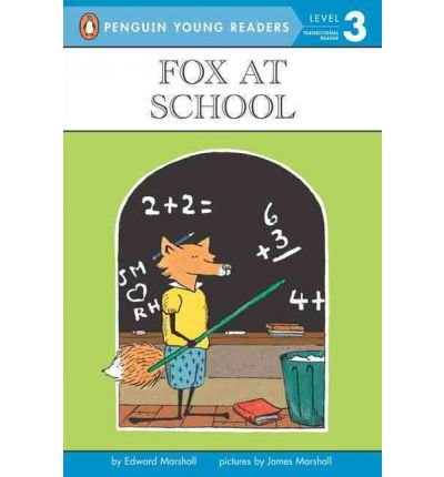 9780140361896: Fox at School (Easy-to-Read, Puffin)