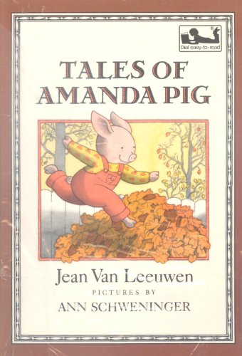 9780140362121: Tales of Amanda Pig (Easy-to-Read, Puffin)