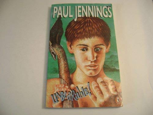 9780140362473: Unbearable! (Puffin Books)