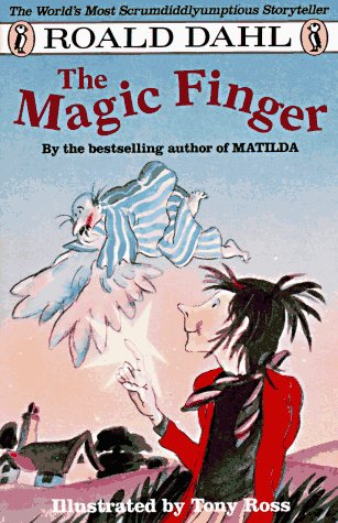 9780140363036: The Magic Finger (Puffin Book)