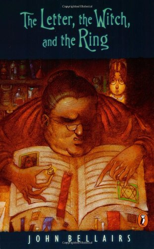 9780140363388: Bellairs John : Letter, the Witch, & the Ring