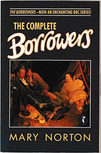 9780140363425: Complete Borrowers (Puffin Books)