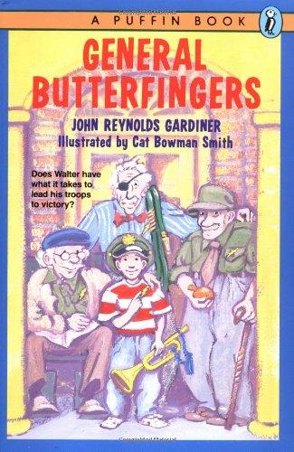9780140363555: Gardiner J R : General Butterfingers