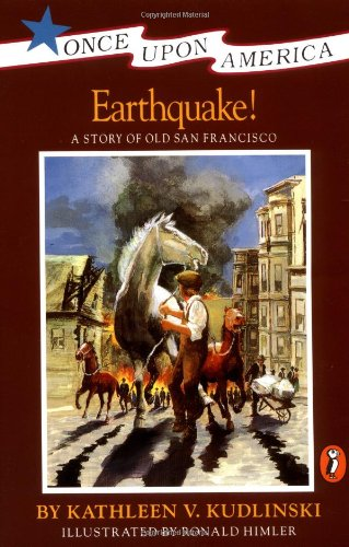 9780140363906: Earthquake!: A Story of Old San Francisco (Once Upon America)