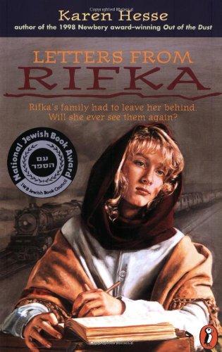 9780140363913: Hesse Karen : Letters from Rifka