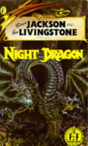 9780140364071: Night Dragon (Fighting Fantasy)