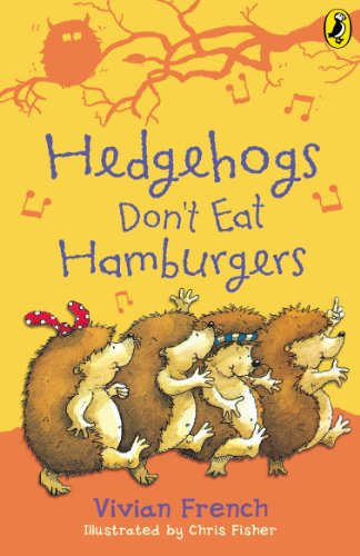 9780140364095: Hedgehogs Don't Eat Hamburgers (Ready, Steady, Read!)