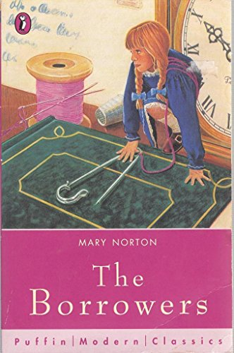 9780140364323: The Borrowers: Activity Book (Puffin Books)
