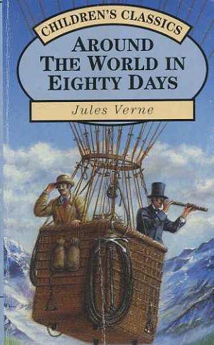 9780140364378: Around the World in Eighty Days (Puffin Classics)
